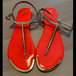 NWOT Mossimo sandals. Size 8.